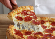 WIN A Years Supply Of Domino's Pizza!