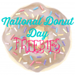 National Donut Day- FREE Donuts on 6/5!!!