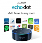 Echo Dot 2-Pack Only $49.98 Shipped!