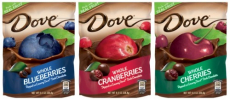 Dove Fruit Chocolate Pouches Only $2.14 at Target!