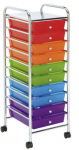 Recollections 10 Colored Drawer Rolling Organizer Only $23.99 (Reg. $79.99!)