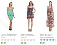 HOT! 16 Dresses Only $3.99 Each from Sears!
