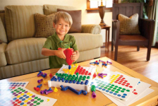 Educational Insights Design & Drill Activity Center only $21.99 (reg $40)