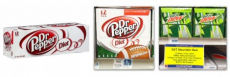 Dr Pepper and Mountain Dew 12 packs, Only $1.60 at Rite Aid!