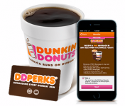 Sweet! Get A Free $5.00 Dunkin' Donuts Gift Card!