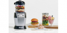 Nutri Ninja Nutri Bowl DUO With Auto-iQ Boost Blender Only $79.99 (reg $160) Shipped!