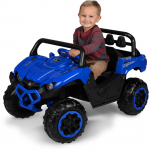 6 Volt Yamaha Viking Battery of fun with this kid size UTV -$99 (50% Off)