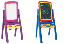 Imaginarium Flip and Fold Double-Sided Easel only $19.99 (reg $39.99)