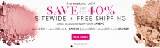Eyes Lips Face: 40% Off + FREE Shipping!