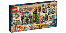 LEGO Elves Breakout from the Goblin King's FortressOnly $43.99! REG $69.99!