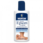 FREE Morton Epsom Lotion at Walgreens- No Coupons Required!