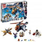 482 Pcs, LEGO Super Heroes Avengers Hulk Helicopter Rescue -$42.95(28% Off)