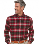 Men's Flannels on sale for $7.99!