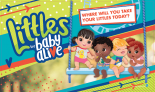 Littles by Baby Alive, Little Styles Assortment – Styles May Vary -$2 (75% Off)