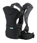 Infantino Flip Front 2 Back Carrier, Black $12.31 (REG $29.99)