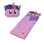Hasbro My Little Pony Figural Hooded Sherpa Sleeping Bag -$12.88(59% Off)