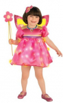 Rubies Dora The Explorer Light-Up Crystal Fairy Child Costume only $24.56 (reg $40.00)!