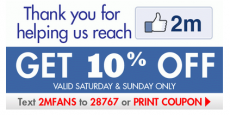 Family Dollar: Save 10% This Weekend!