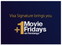 Fandango: B1G1 FREE Movie Tickets + FREE Song Download! Today Only