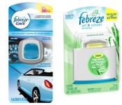 Febreze Car Scents or Set & Refresh Products Only $1.09 Each at Target!