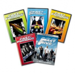 Fast & Furious1-5 DVD Bundle Only $30.49 Shipped!