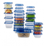 54 Piece Gourmet Food Storage Set Only $5.66 Shipped! Reg. $15!