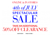 Frederick's of Hollywood: 4th of July Sale! Up to 70% off + FREE Shipping!