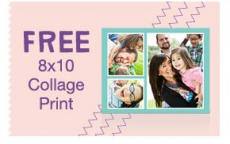 Free 8×10 Collage Print at Walgreens- Last Day!