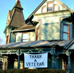 FREE Bed & Breakfast Stay for Active and Retired Military!!!