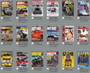 FREE Magazines for Active Duty Military