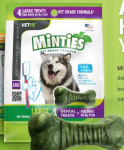 Free Sample Minties Dog Treats