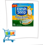 NEW High Value $2.50/1 Fresh Step Cat Litter Coupon!