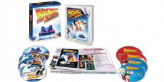 Back to the Future Trilogy [Blu-ray] + Digital HD Only $19.99 Shipped!
