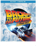 Back to the Future 30th Anniversary Trilogy Steelbook on Blu-ray + Digital HD Only $18.69 Shipped!