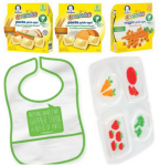 Gerber Graduates Products only 78¢ Each at Kroger + FREE Bib and NUK Mealmat!