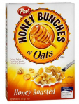 Honey Bunches of Oats Honey Roasted Cereal $1.88 (REG $3.99)
