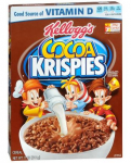 Cocoa Krispies Cereal Chocolate $1.88 ($3.99)