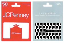 Amazon Gift Card Lightning Deals: JCPenney, Lane Bryant, Long Horn and more!