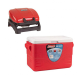 Coleman Table Top Grill and Cooler Value Bundle Only $97!