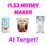 HOT! $1.53 Money Maker on Glade Products at Target!