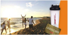HOT! FREE GNC Gold Card & FREE Shaker Cup for College Students!