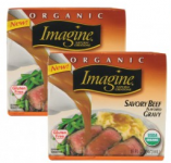 FREE Imagine Organic Gravy at Whole Foods!