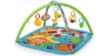 Bright Starts Zippy Zoo Activity Gym Only $24.88 Shipped!