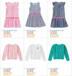 Today Only! Dresses and Cardigans Under $7.00 Shipped At Gymboree!