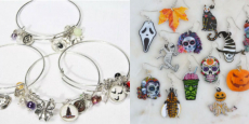 Sale on Halloween Jewelry & Bath Bombs!