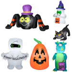 Halloween Inflatables as low as $14.97 with Free Store Pickup!