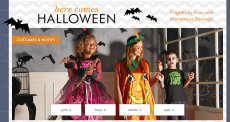 Zulily: Halloween, Clothing, Costumes and Decor on Sale!