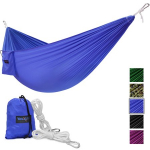 Lightweight Camping Hammock with Carry Bag on sale for $7.99