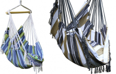 Brazilian-Style Hammock Chair Only $49.99 (Reg. $79.99!)