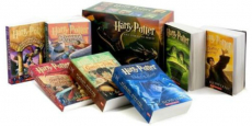 HURRY!!! Harry Potter Special Edition Complete Boxed Set $33.39 Shipped!